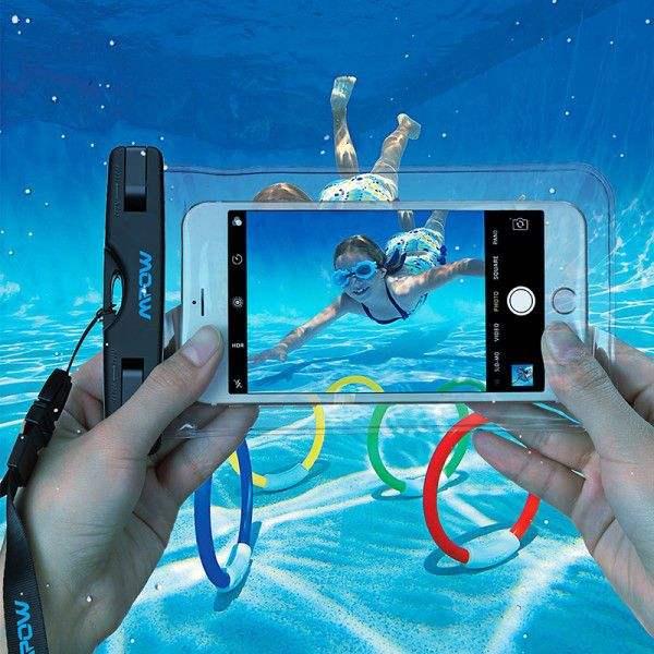 Mpow Waterproof Case for Smart Phones