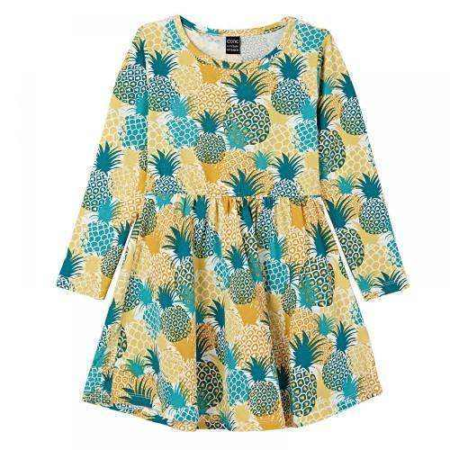 ICONIC Casual A Line Dress For Girls