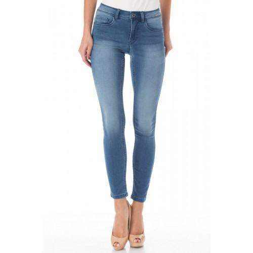 ONLY Blue Skinny Jeans Pant For Women